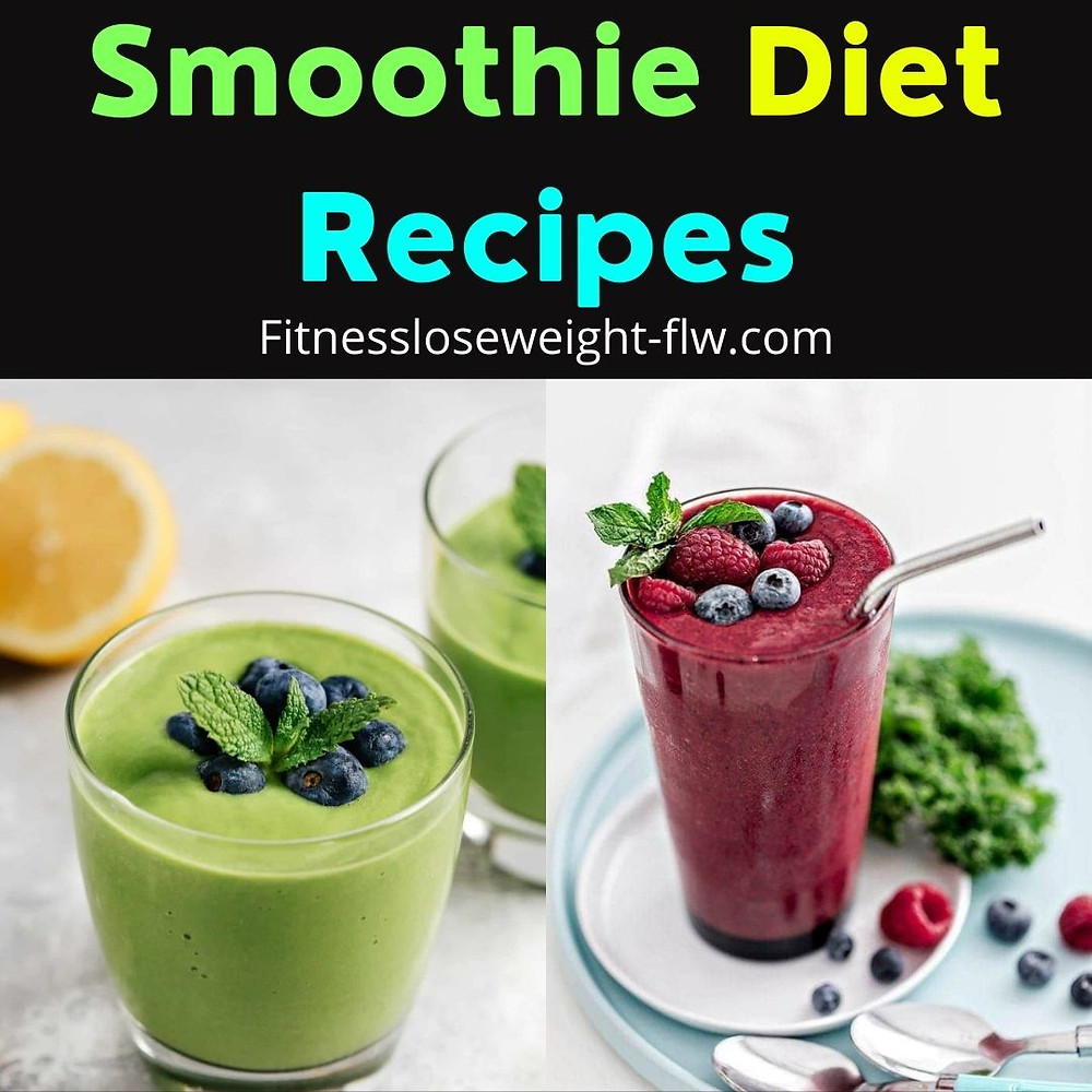 10 Flat belly diet smoothies recipes 2021