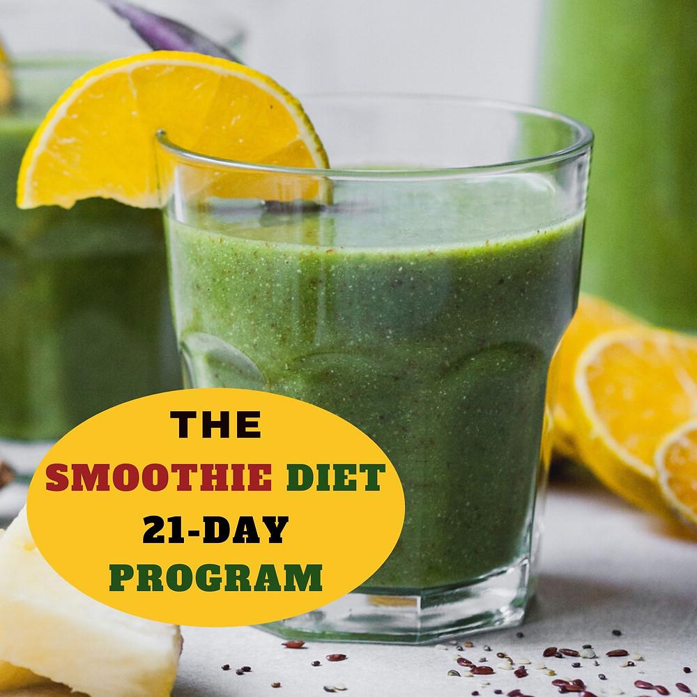 Smoothie diet recipe