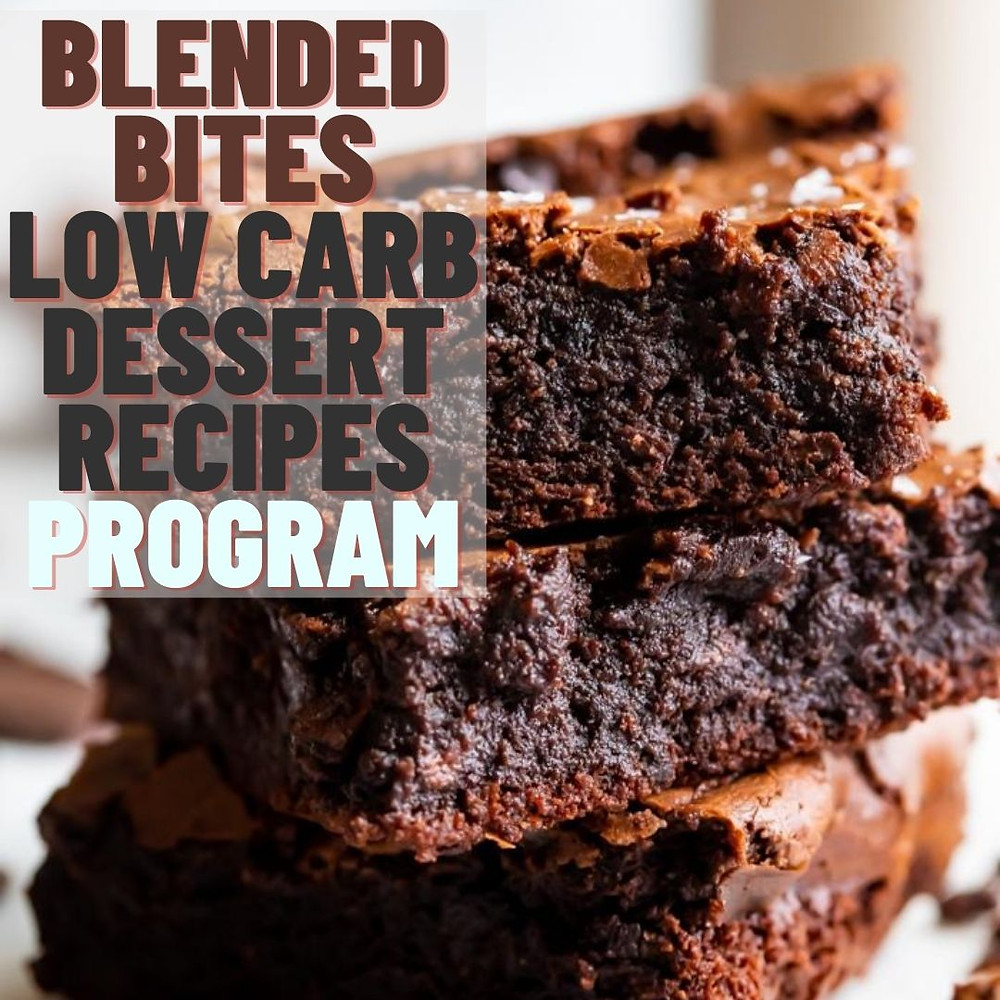 Low Carb Dessert Recipes - Healthy Dessert
