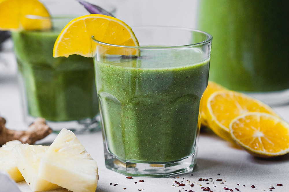 At home healthy smoothie recipes to lose weight