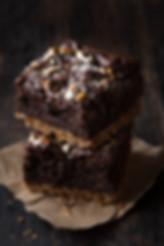 chocolate-brownies-stack-stock-food-phot