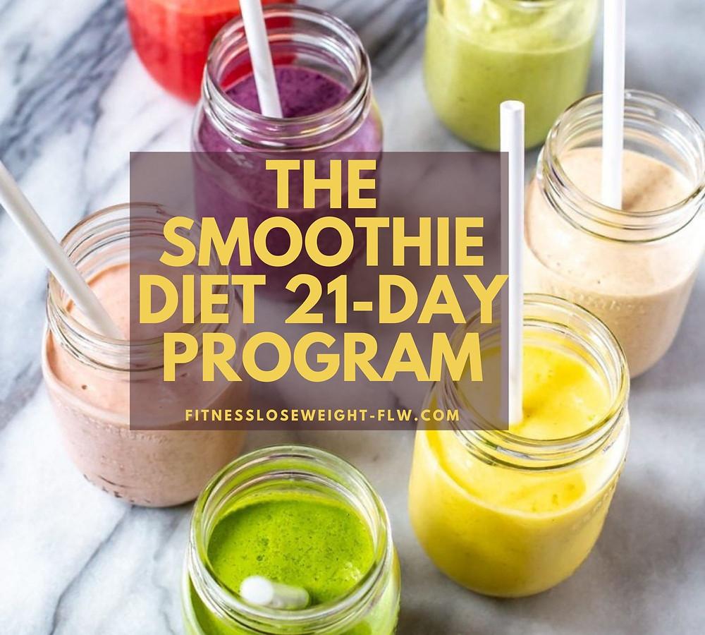 21 day smoothie diet ebook
