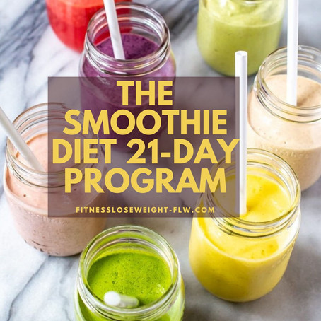 Are smoothies a good way to lose weight? The Best 3 Smoothie Diet Plans