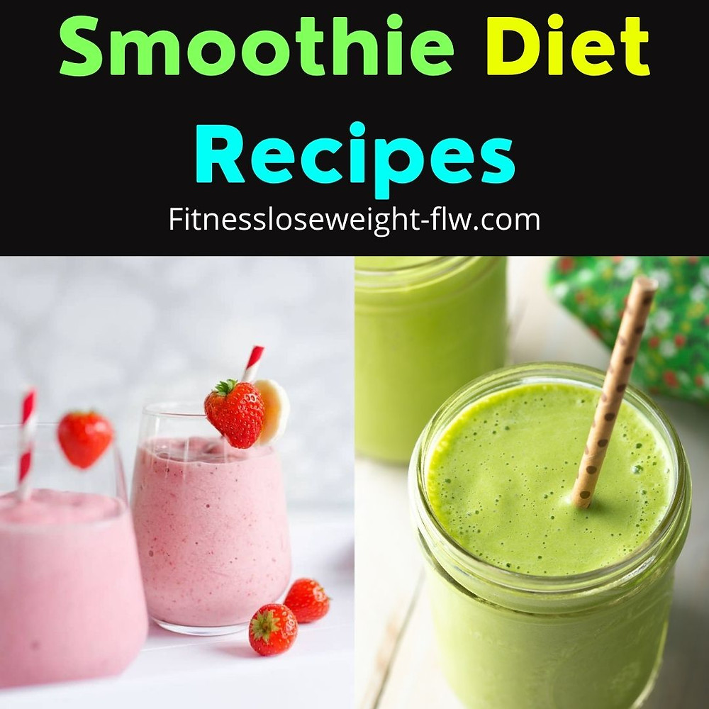 smoothie diet plan 2021 USA