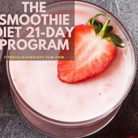 8 Detox Smoothie Recipes for a Fast Weight Loss | FLW USA