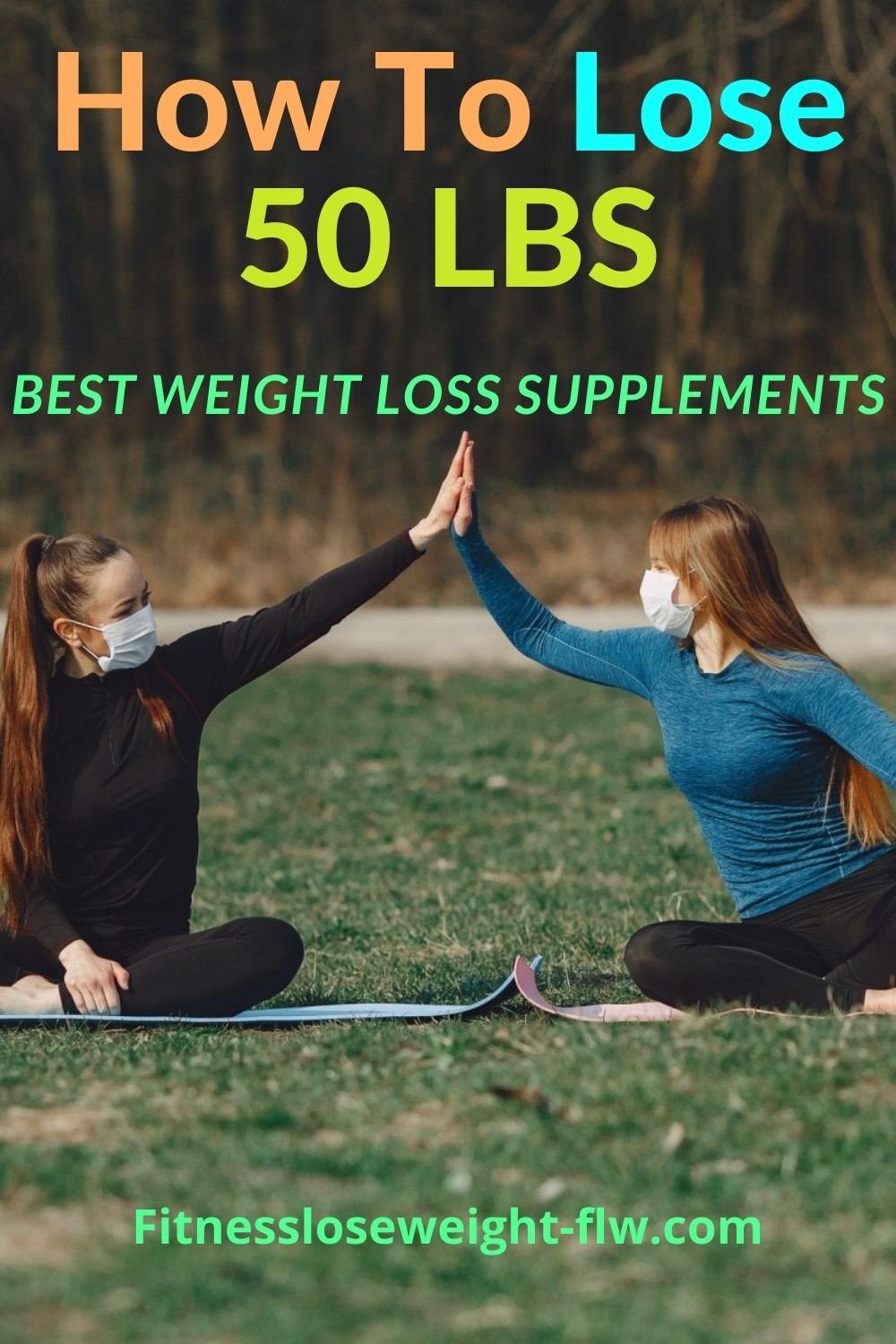 How fast can you lose 50 pounds