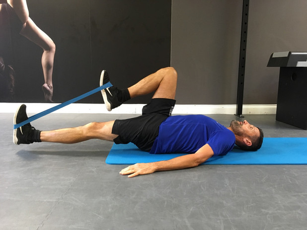 Hip flexors relief