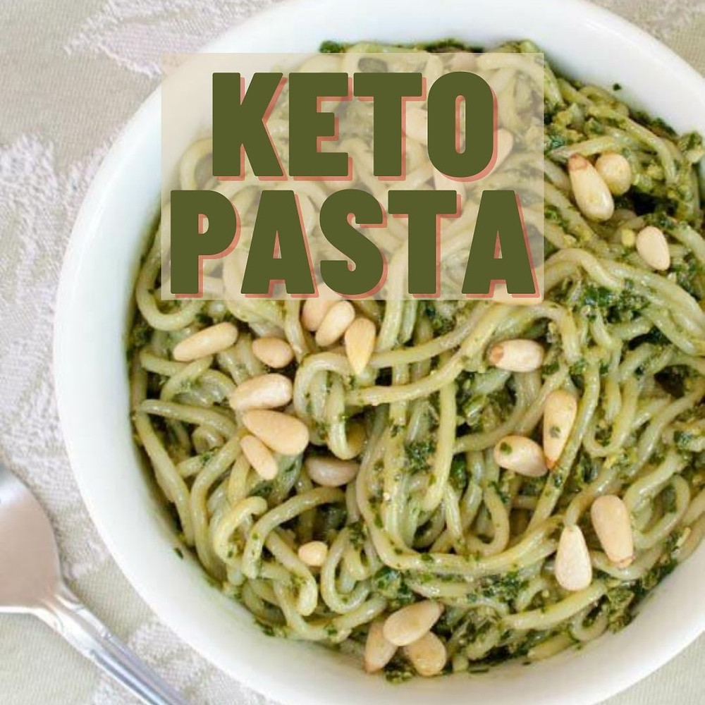keto pasta recipes