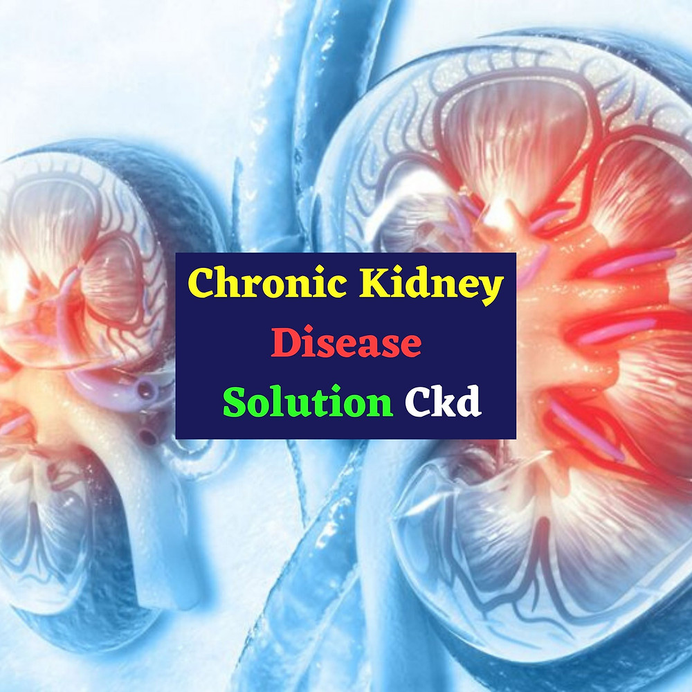 Chronic Kidney Disease Relief