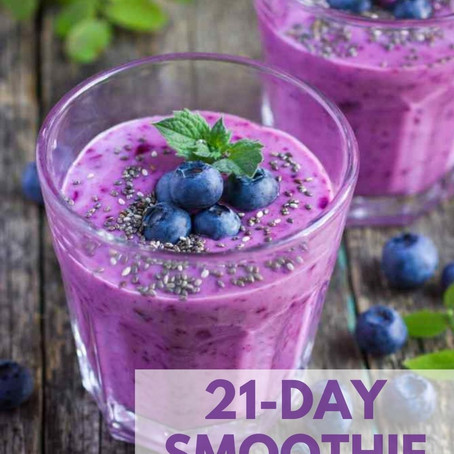 #Lose weight fast drinking smoothies made easy at home - FLW U.S