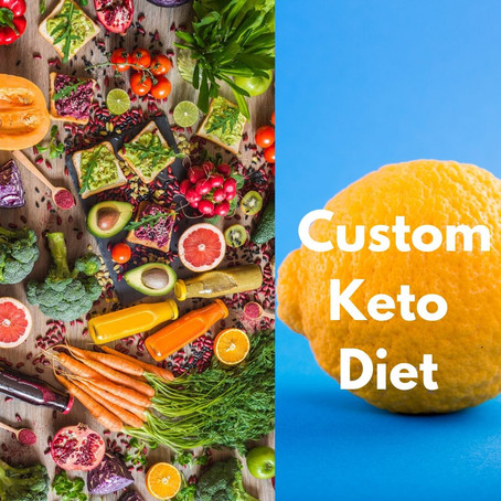 Keto Challenge - Custom Keto Diet Program