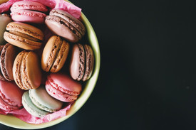 macarons dessert recipes