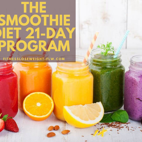 Diet Smoothie Recipes To Lose Weight 2021