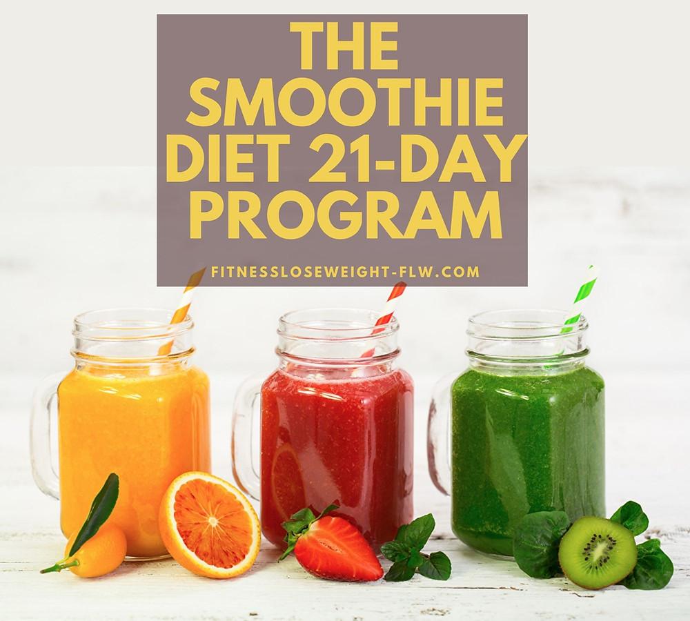 30-day smoothie diet challenge