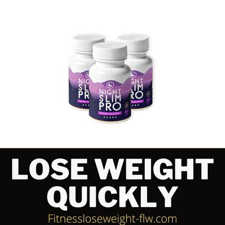 Night Slim Pro - Weight Loss Supplement