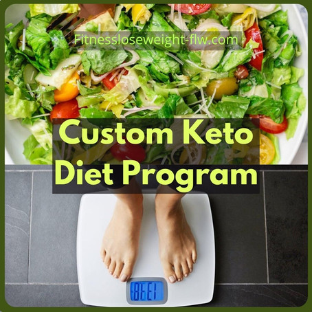 Custom Keto Diet & Delicious - Diabetes Friendly Recipes Programs