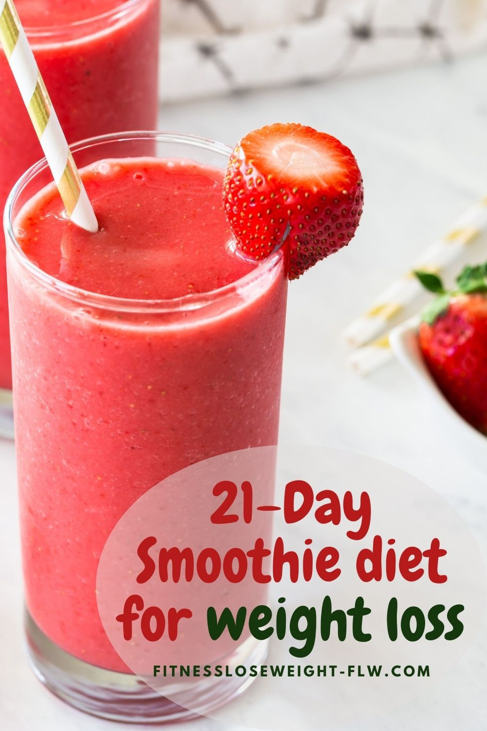 Flat stomach weight loss smoothie recipes