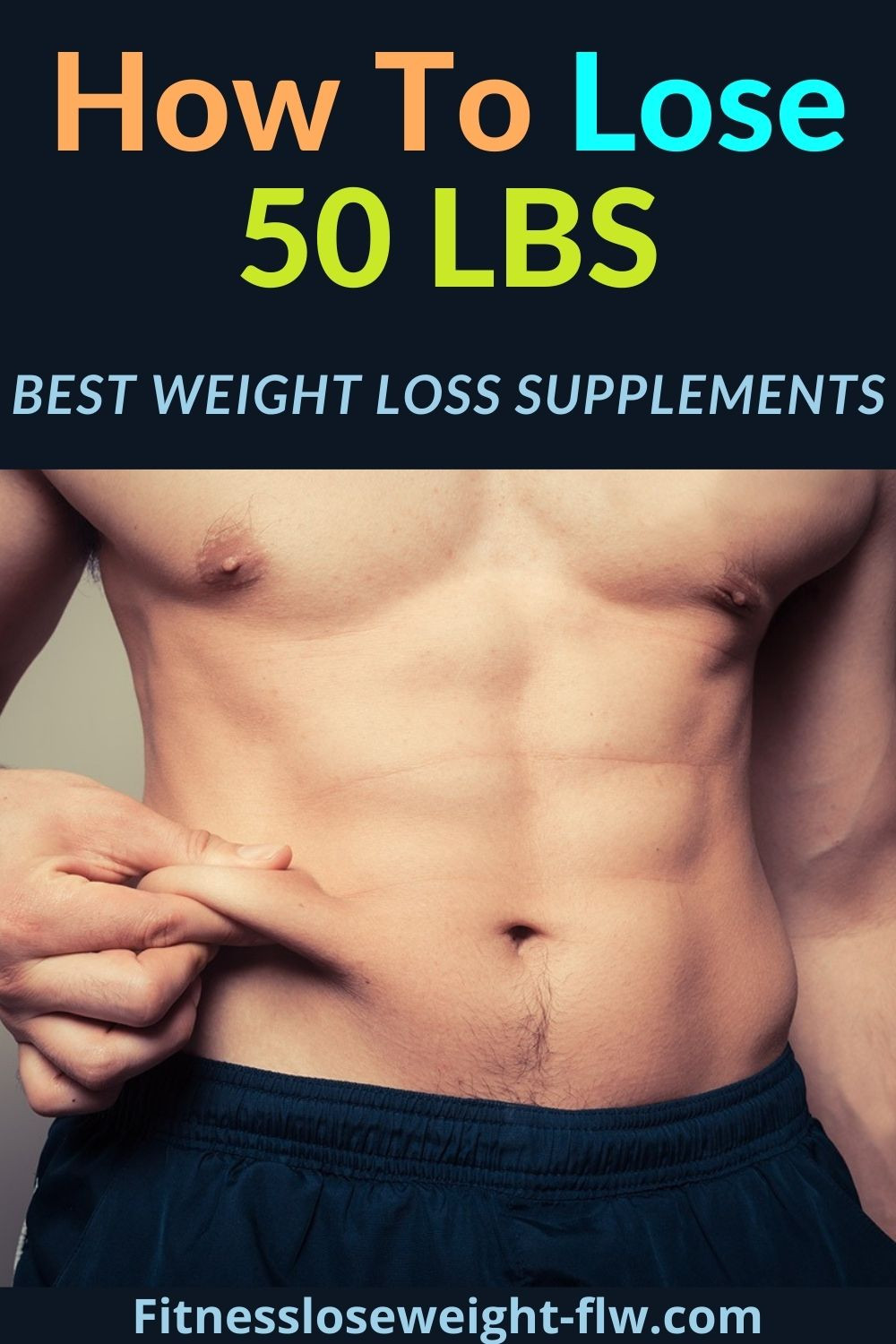 How To Lose 50 LBS | Best Weight Loss Supplements