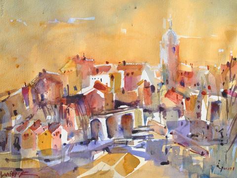 Albarracin Medieval Village
