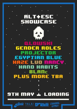 Alt + esc showcase @ loading