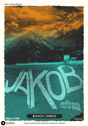 Jakob, Written in waters, Wild cat strike @ Bleach