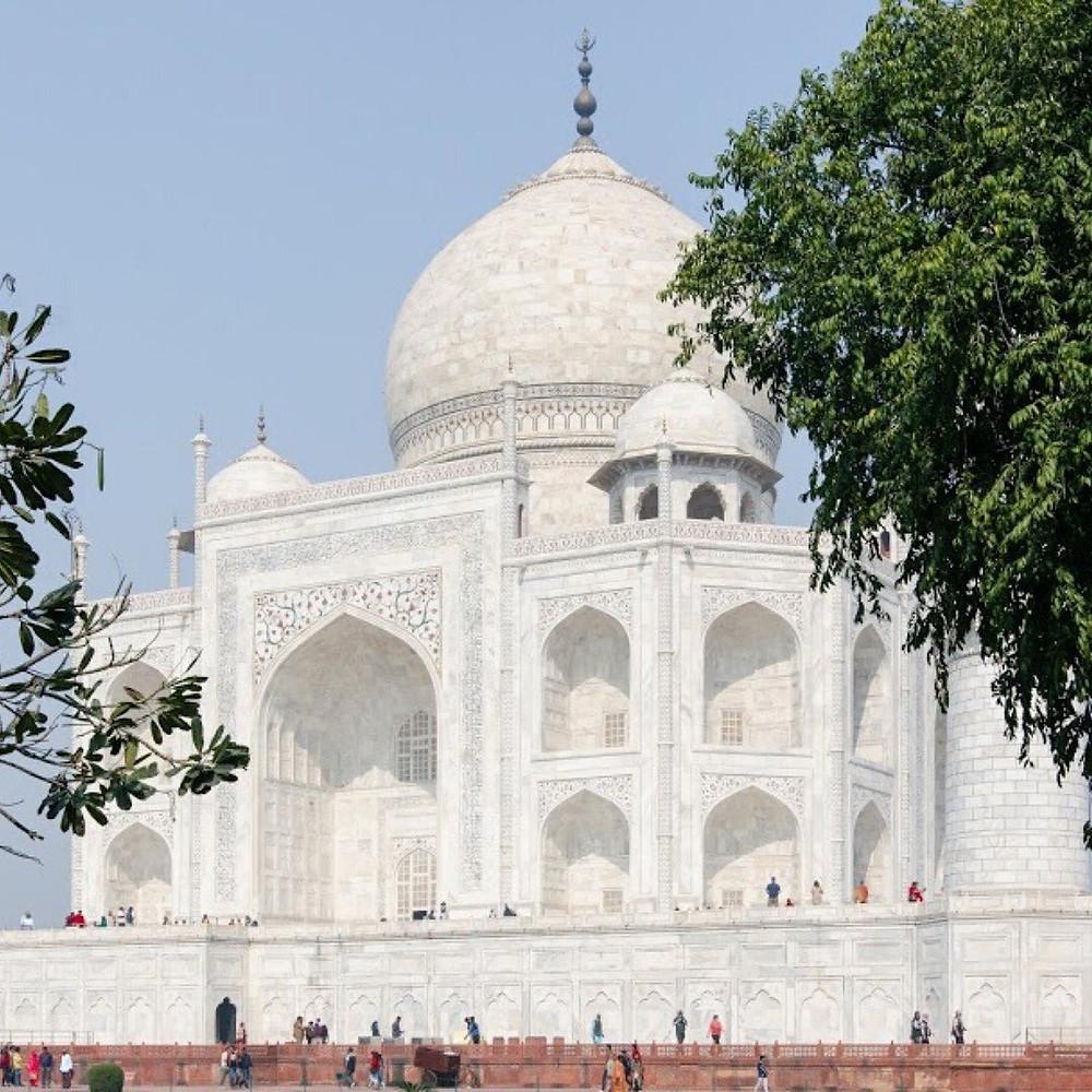 Taj Mahal travel to Agra