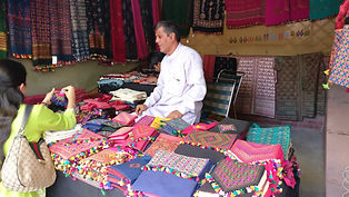 Handicraft Weaver in Gujarat