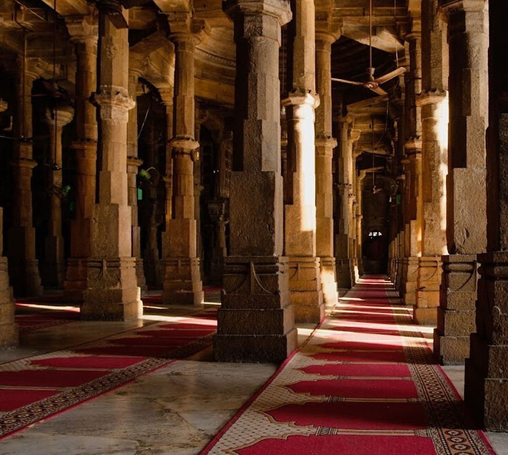 Ahmedabad architecture and travel