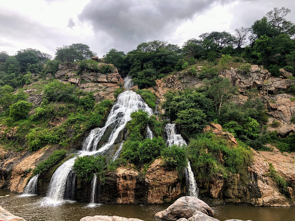 Waterfall in kochi