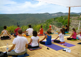 Experiential Travel Yoga Program in Rish