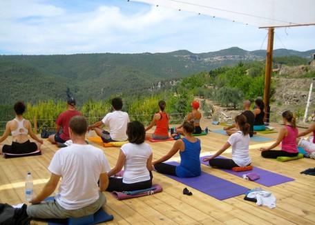 Experiential Travel Yoga Program in Rish