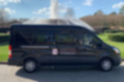 NealSon Logistics LLC | United States | Our Premier Shuttle Vehicles - 2015 Ford Transit, 15 Passengers