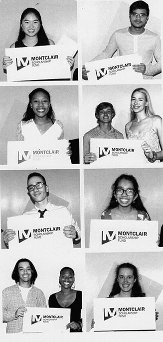 MSF announces 2019 Montclair High School Scholarship Awardees