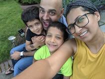 New Scholarship: The Ramaswami Family