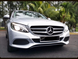 Shaklee Car Subsidy Program: Mercedes-Benz C180 Avantgarde