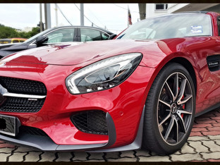 Shaklee Car Subsidy Program: Mercedes AMG GT