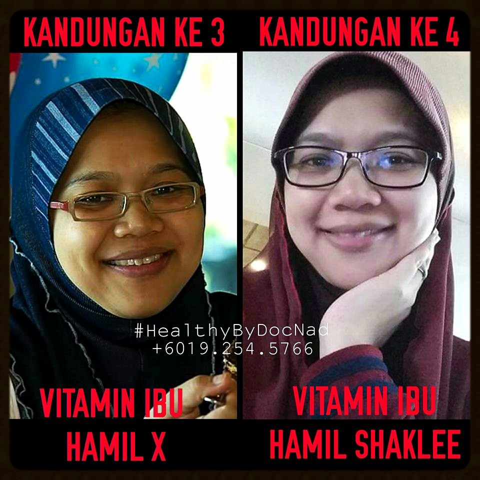 vitamin hamil