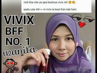 Testimoni: Vivix Rakan Karib Wanita