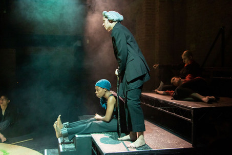 King Lear at the Royal Academy of Dramatic Art