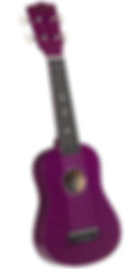 Diamond Head Ukulele Royal Purple