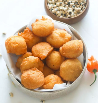 Akara - Nigerian Fritters