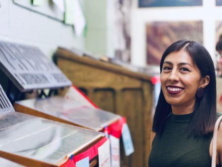 Artist Spotlight: Yaneli Delgado