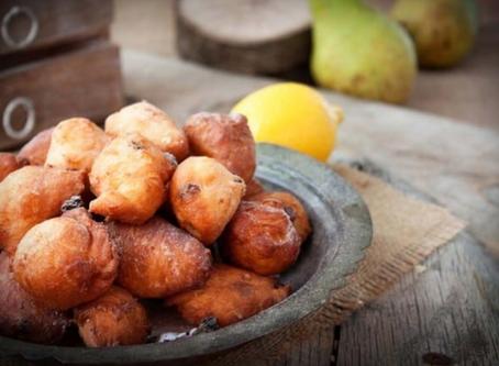 Vitumbuwa - Zambian Fritters