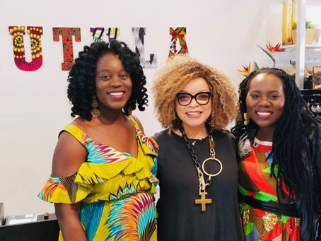 Artist Spotlight: Nyambo and Kay Anuluoha