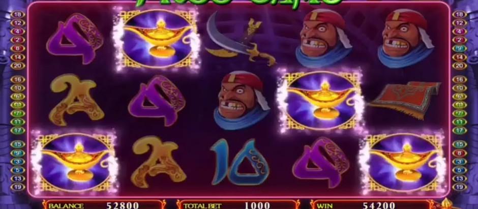 Tips Main Aladdin 918Kiss Online Slot