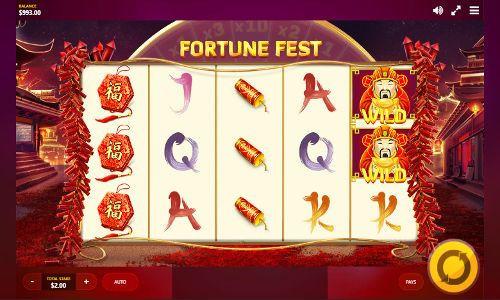 Fortune Fest Mega888
