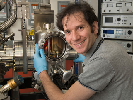 Meet Dr. Anibal Boscoboinik: Staff Scientist, CFN, Brookhaven National Lab