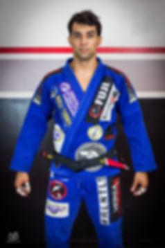 """Francisco """"Fran"""" Martins jiu-jitsu"""