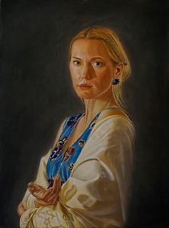 Commission a portrait Example 0119 Enzhe