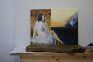0127Bevore the Annunciation - The Windo